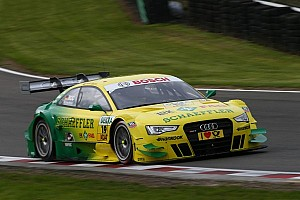 DTM Breaking news Car underweight: Tomczyk loses pole position to Rockenfeller