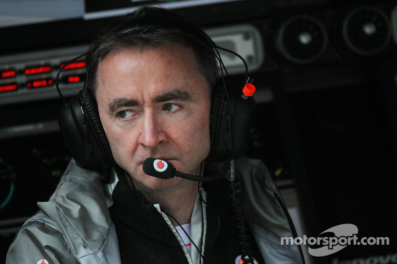 Paddy Lowe to join Mercedes on 3 June