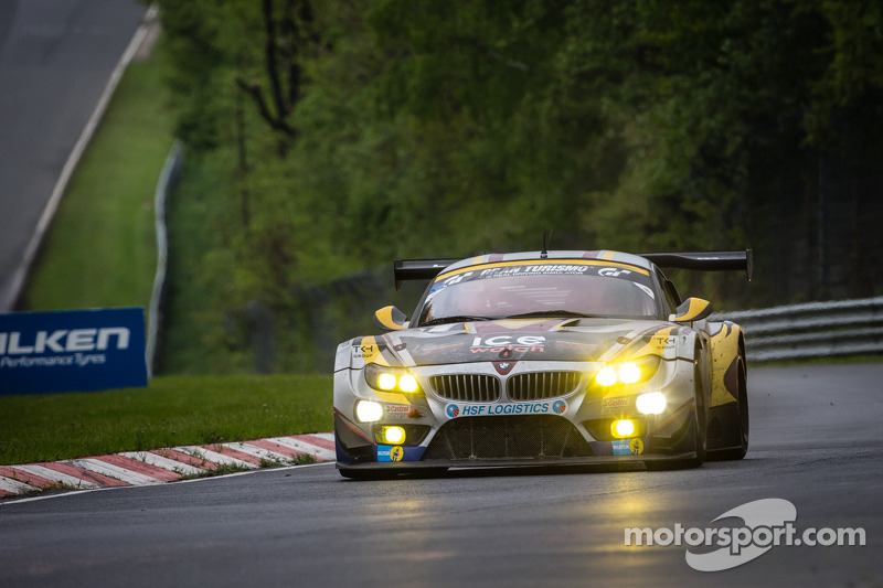 Marc VDS score incredible 24 Hours of Nürburgring podium