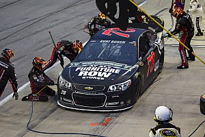 NASCAR Sprint Cup Preview Kurt Busch and FRR prepare for Memorial weekend classic at Charlotte