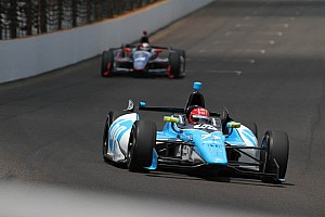 Simon Pagenaud is fastest on the Carbuetion Day
