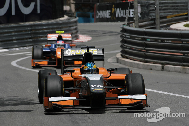Fighting podium for Quaife-Hobbs in Monaco