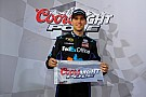 Denny Hamlin claims pole at Dover