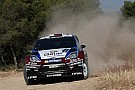 Novikov flies to Acropolis rally lead