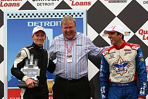 IndyCar Race report Dale Coyne Racing on top in Detroit