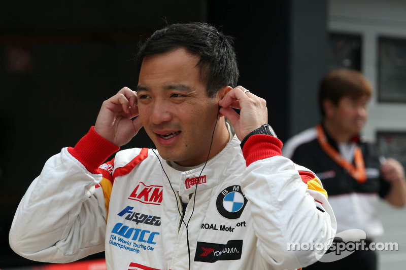 O'Young motivated ahead of inaugural Race of Russia