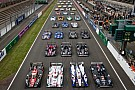 All 56 cars ready to roll in Le Mans