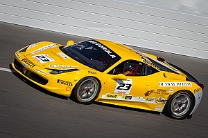 The Ferrari Challenge sets the stage for the 2013 Formula 1 Grand Prix du Canada