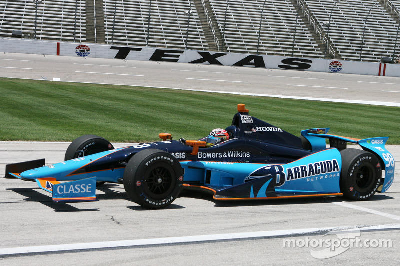 Barracuda Racing pushes through tough race at Texas