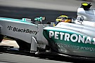 Downbeat Hamilton plays down Mercedes rift