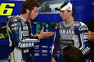 Yamaha prepare for battle in Barcelona