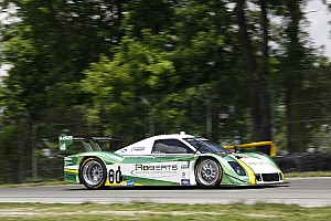 Grand-Am Qualifying report Quick start to home race for Michael Shank Racing in Mid-Ohio