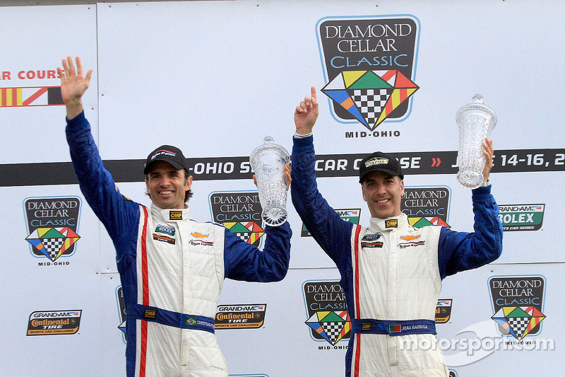 Action Express grabs their first win of 2013 at Mid-Ohio