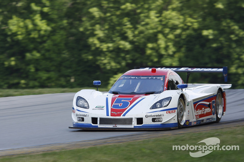 Corvette grabs top-two spots on the podium at Mid-Ohio
