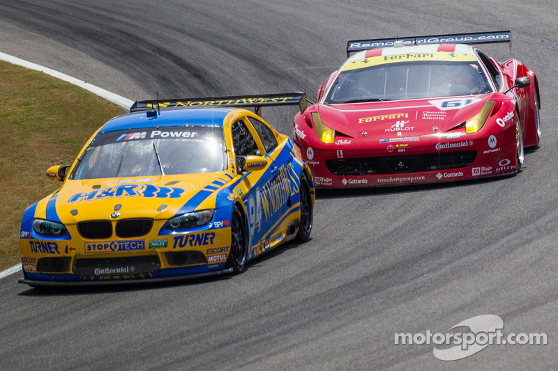 BMW drivers shine at the Mid-Ohio Sports Car Course