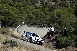 WRC Preview Motivated from head to toe – Volkswagen ahead of the Rally Italy