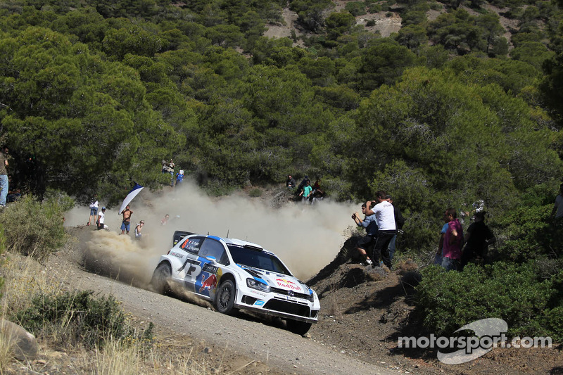 Motivated from head to toe – Volkswagen ahead of the Rally Italy