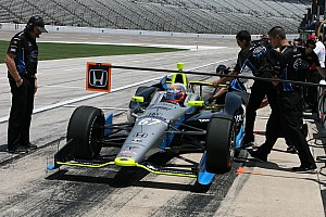 Newgarden prepared to heat up in Iowa