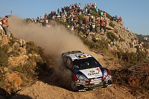WRC Race report Neuville secures podium with second in Rally Italia Sardegna