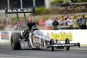 NHRA Race report Langdon goes to finals at New Hampshire