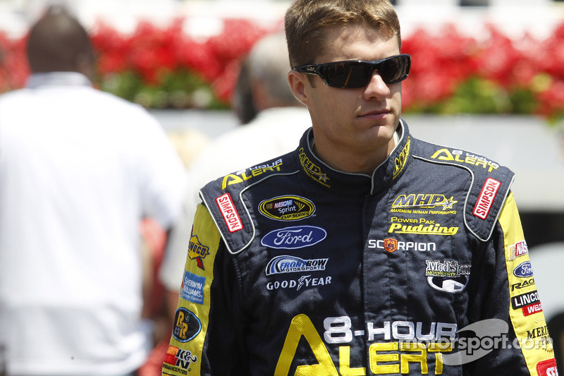 'One way' Ragan returns focus to 4-wheeler at Kentucky Speedway