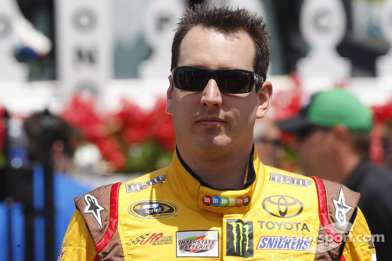 The statistics for Kyle Busch at Kentucky speak for themselves