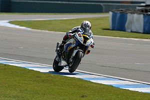 World Superbike Practice report BMW teammates performed a good job on qualifying practice at Imola