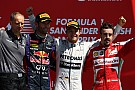 Infiniti Red Bull Racing secures podium in dramatic British Grand Prix