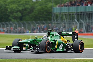 Formula 1 Breaking news Van der Garde plays down Kovalainen rumours