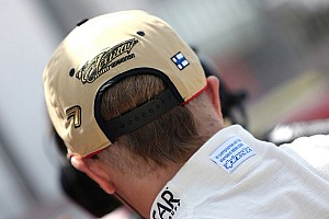 Formula 1 Preview Lotus' Räikkönen: 'The podium will be the only place to see my hair'