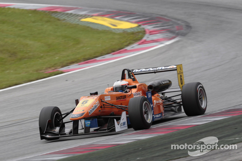 Rosenqvist looks toward contesting his third GP Masters of Formula 3 in Zandvoort