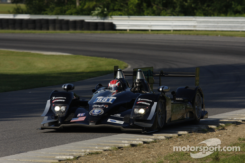 Level 5 locks out front row at Lime Rock