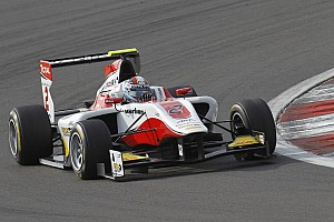 GP3 Race report Regalia rules Nurburgring race 1