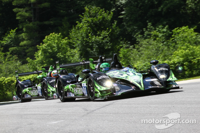 ESM Patrón robbed of win at Lime Rock Park