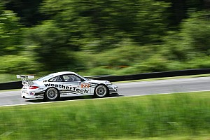 ALMS Race report MacNeil and Bleekemolen take tough fifth place at Lime Rock in GTC