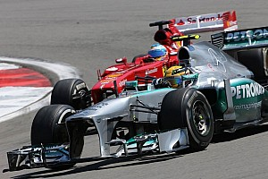 Hamilton says tyres costing him 2013 title tilt