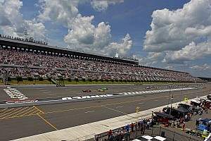 Pocono Raceway apologizes for traffic problems