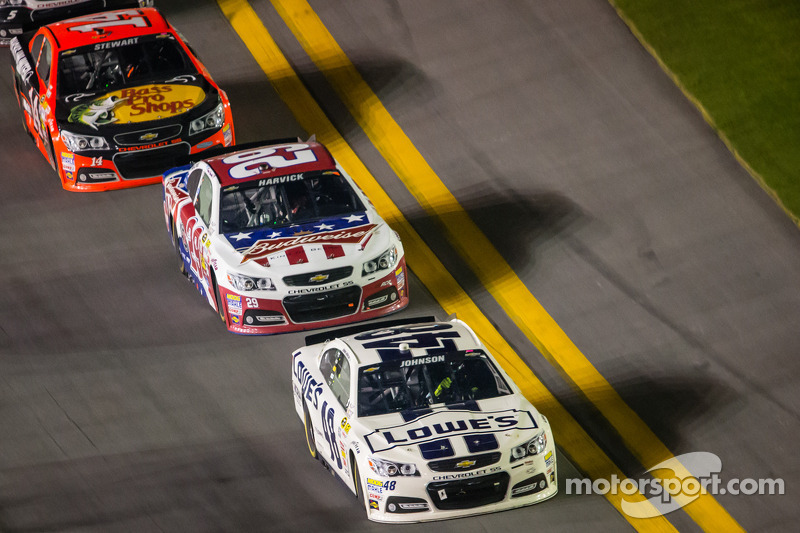 Good race strategy is important for Jimmie Johnson at Loudon