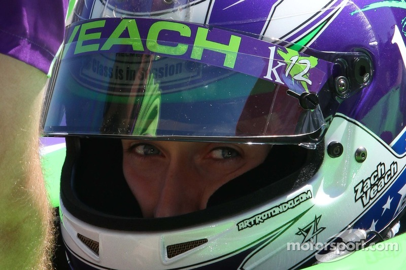 Veach heads to favorite track of Toronto for third start