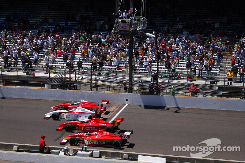 Andersen Promotions to steer the course of Indy Lights future