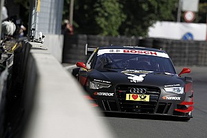 DTM Qualifying report Mortara gives Audi fans reason for hope at the Norisring