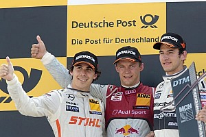 DTM Breaking news Ekstrom loses the Norisring win, Wickens declared the victor
