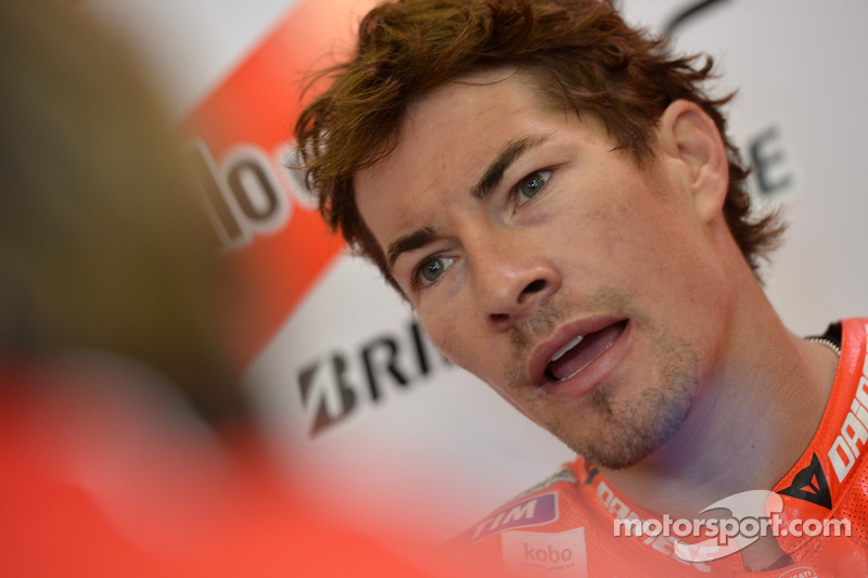 Nicky Hayden will leave Ducati Team at end of the season