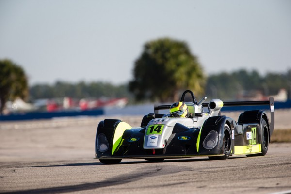 Rayhall reigns in Prototype Lites race one at CTMP