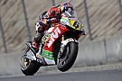Brilliant Bradl takes first ever MotoGP pole position at Laguna Seca
