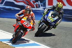 MotoGP Race report Stunning Marquez seals third victory of the year at Laguna Seca