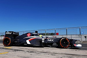 Marussia not upset by Sauber's Russian deal