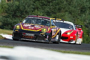 ALMS Race report NGT Motorsport's strong challenge for victory turned to heartbreak at Mosport