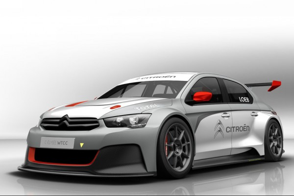Citroën C-Elysée WTCC to take on the world's circuits