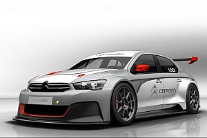 WTCC Breaking news Citroën C-Elysée WTCC to take on the world's circuits